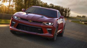 Chevrolet Camaro: в Детройте дебютировало шестое поколение «маслкара» / Новости hardware