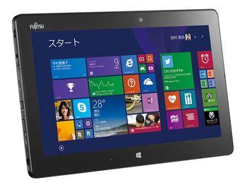 Fujitsu Stylistic Q665: планшет-трансформер на Intel Core M / Новости hardware